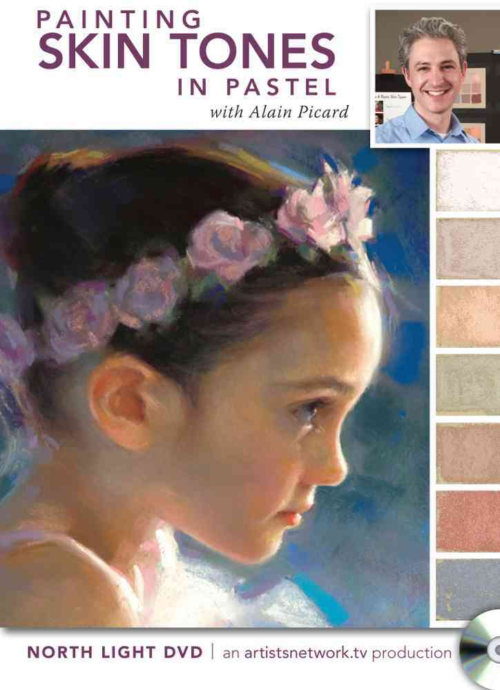 [DVD] Painting Skin Tones in Pastel